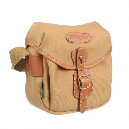 Billingham Hadley Digital - Khaki Canvas / Tan Leather
