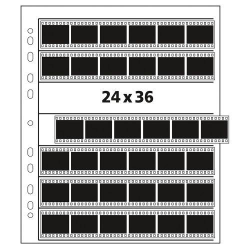 Kenro acetaat negatiefbladen 35mm 7x6 - 25 stuks