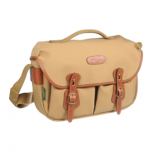 Billingham Hadley Pro - Khaki Canvas / Tan Leather