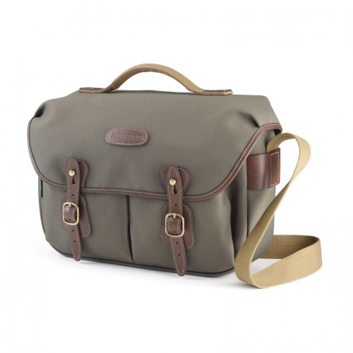 Billingham Hadley Pro - Sage FibreNyte / Chocolate Leather
