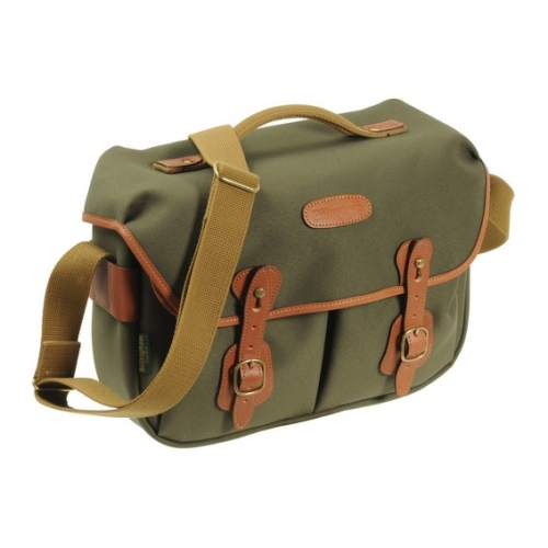 Billingham Hadley Pro - Sage FibreNyte / Tan Leather