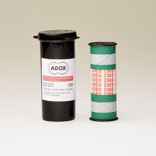 Adox CMS 20 II 120