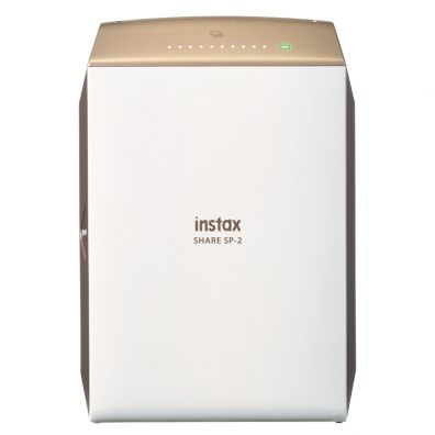 Instax SHARE Smartphone Printer SP-2 - Gold