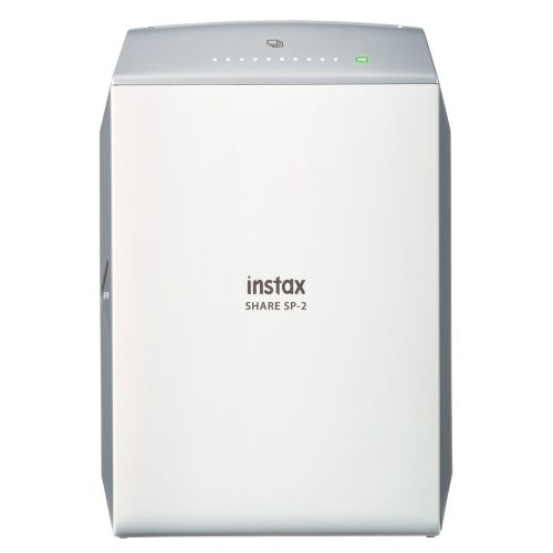 Instax SHARE Smartphone Printer SP-2 - Silver + FREE FILM