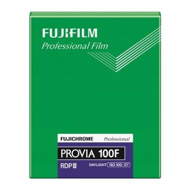 Fujichrome Provia 100F 4x5 INCH / 20 sheets