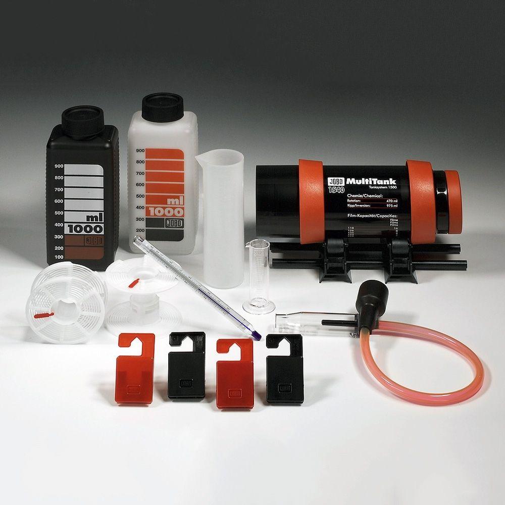Jobo Lab Kit Large voor 35mm/120 Film