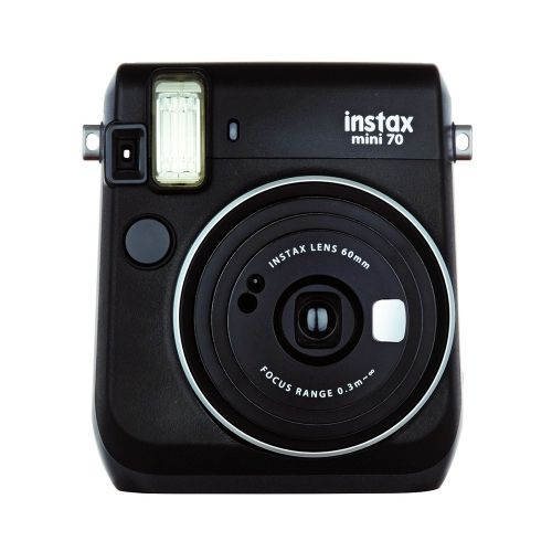 Instax Mini 70 - Midnight Black
