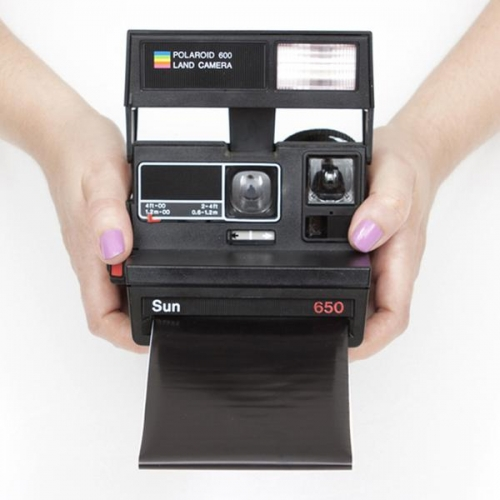 IMPOSSIBLE Field Shield - Box Type 600 & SX-70