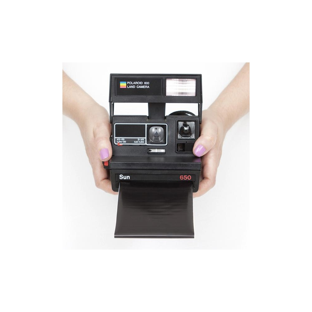 Impossible Frog Tongue - Box Type 600 & SX-70