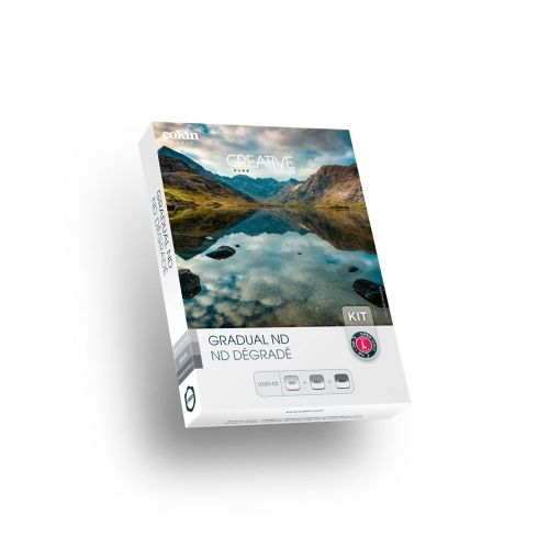 Cokin Gradual ND Filter Kit U300-02 / L-serie (Z-PRO-serie)