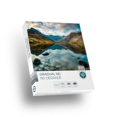Cokin Gradual ND Filter Kit W300-02 / XL-serie (X-PRO-serie)