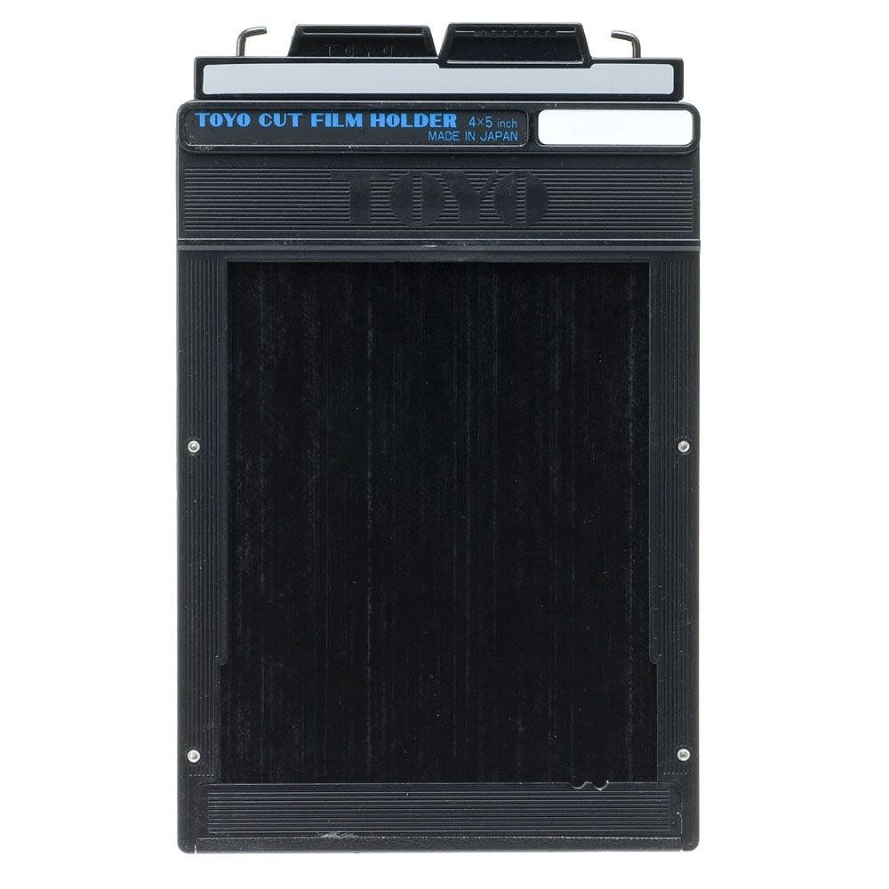TOYO-VIEW Sheet Film Holder 4x5 inch / 1 cassette