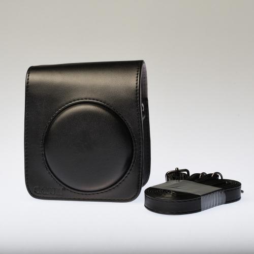 Leren Draagtas Instax Mini 70 - Zwart