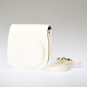 Leather Bag Instax Mini 8 - White