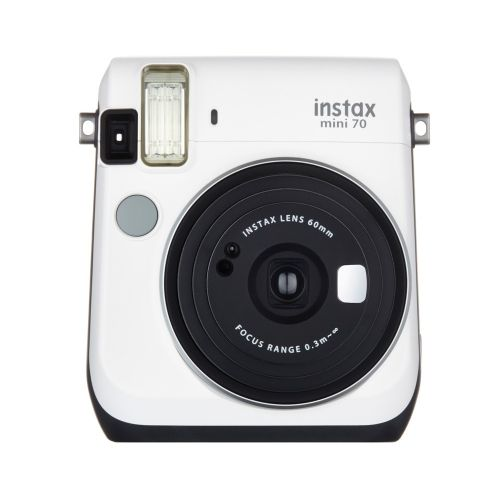 Instax Mini 70 - Moon White / Enthusiast Kit