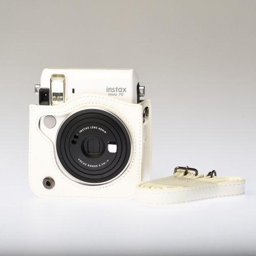 Instax Mini 70 - Moon White / Enthusiast Kit