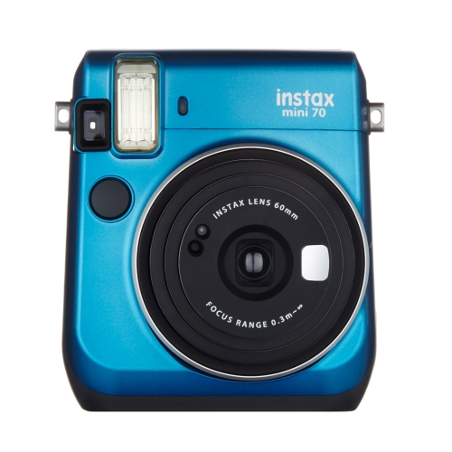 Instax Mini 70 - Island Blue / Enthusiast Kit