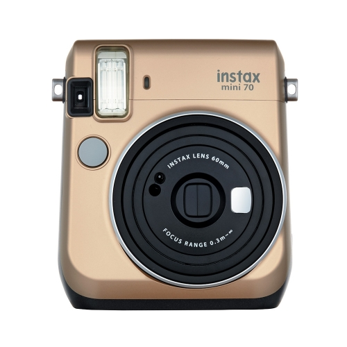 Instax Mini 70 - Stardust Gold / Enthusiast Kit