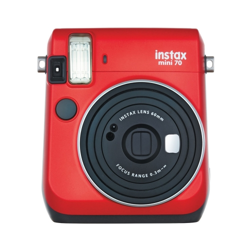 Instax Mini 70 - Passion Red