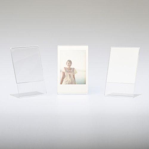 Fotokader Instax Mini Single - Plexi / 3-pak