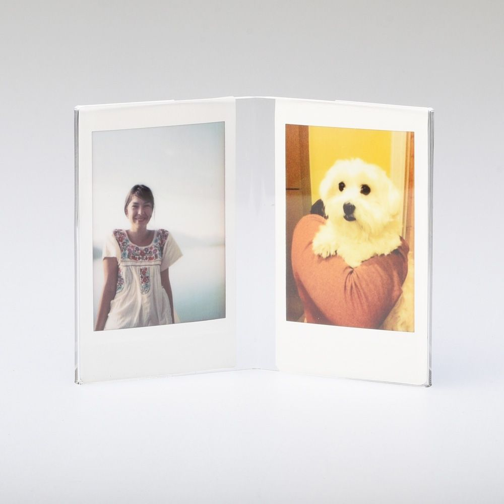 Photo Frame Instax Mini Duo - Plexi