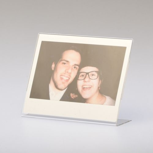 Fotokader Instax Wide Single - Plexi