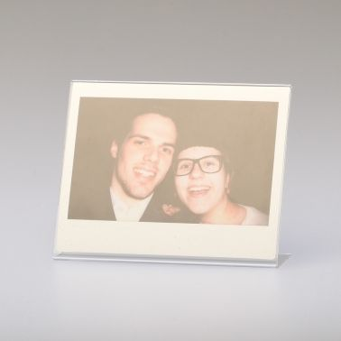 Fotokader Instax Wide Single - Plexi / 3-pak