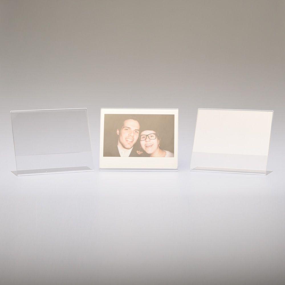 Fotokader Instax Mini Single - Plexi