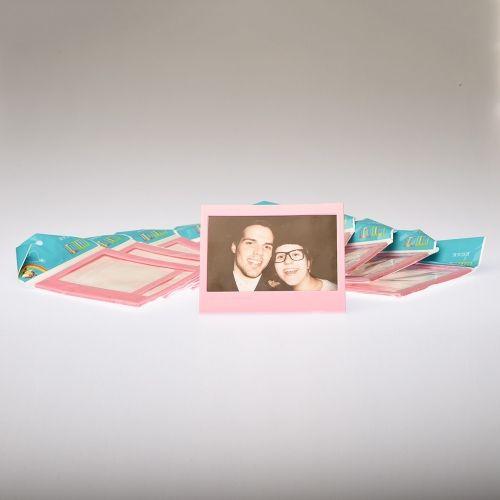 Fotokader Instax Wide - Roze (10 stuks)