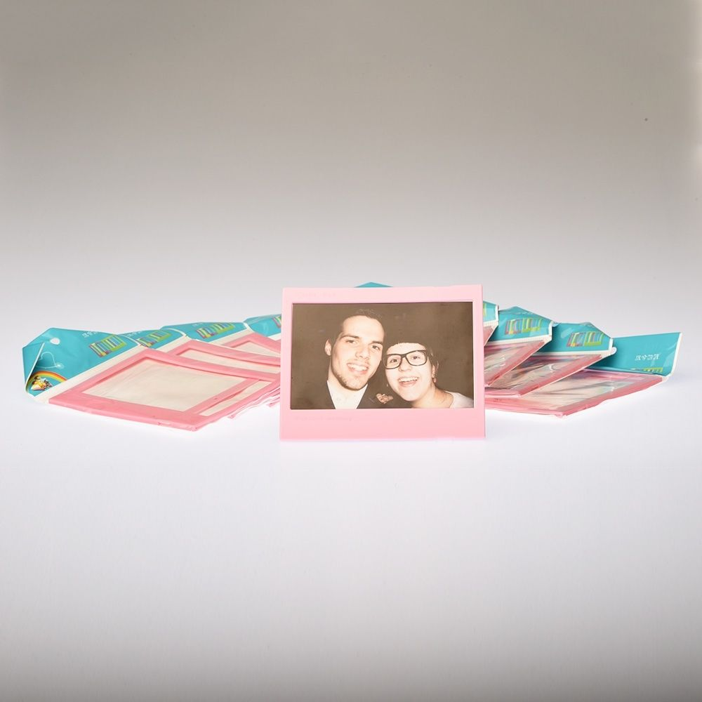 Photo Frame Instax Wide - Pink (10 pcs)