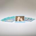Fotokader Instax Wide - Blauw (10 stuks)