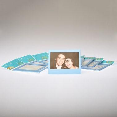 Photo Frame Instax Wide - Blue (10 pcs)