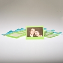 Photo Frame Instax Wide - Green (10 pcs)