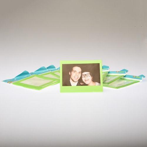 Fotokader Instax Wide - Groen (10 stuks)