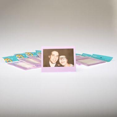 Fotokader Instax Wide - Paars (10 stuks)