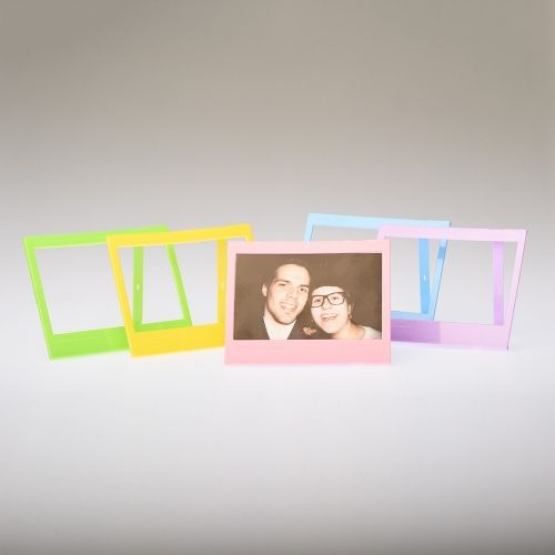 Fotokader Instax Wide - Mix (10 pcs)