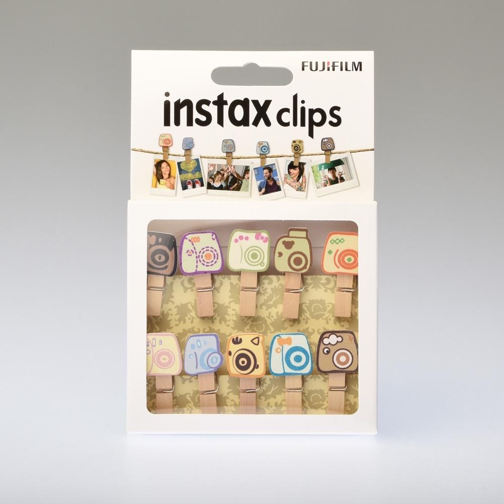 """Instax Photo Clips - """"Camera"""""""
