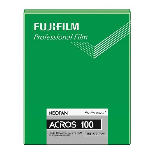 Fujifilm Acros 100 4x5 INCH / 20 sheets