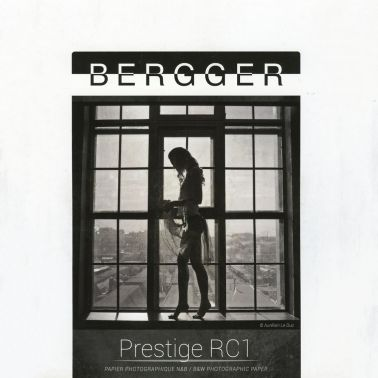 Bergger 24x30,5 cm - LUSTER - 50 SHEETS - Prestige RC1 PRC1L-1824100