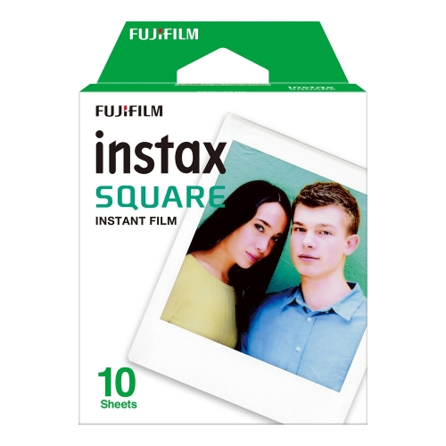 Fujifilm Instax SQUARE Film White / (1x10)