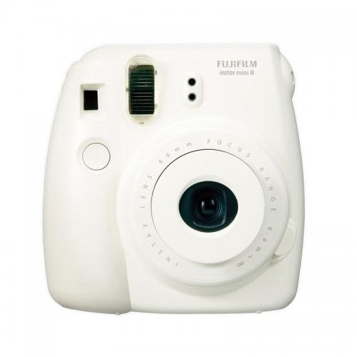 Fujifilm Instax Mini 8 White - PREMIUM KIT