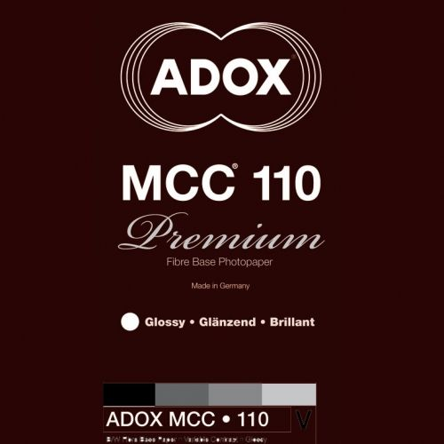 Adox 50,8x50,8 cm - GLANZEND - 25 VELLEN - MCC 110