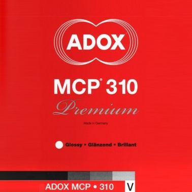 Adox 17,8x24,1 cm - BRILLANT - 100 FEUILLES - MCP 310 35665
