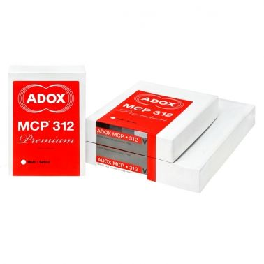 Adox 17,8x24,1 cm - PERLE - 100 FEUILLES - MCP 312 35730
