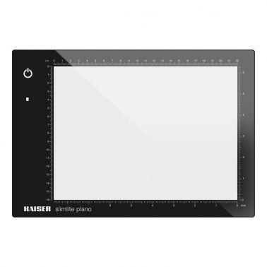 Kaiser LED Light Box Slimlite Plano - 22 x 16 cm (8.7 x 6.3 in.)