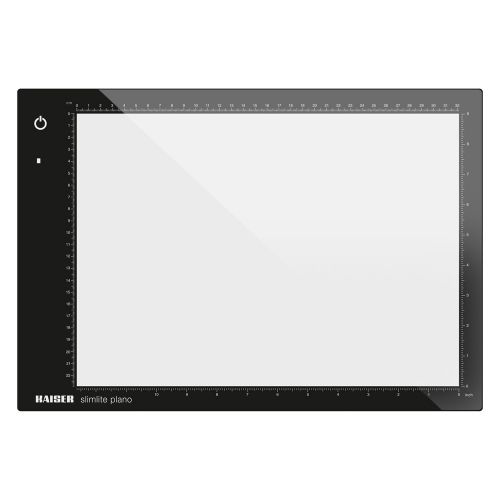 Kaiser LED Light Box Slimlite Plano - 32 x 22.8 cm (12.6 x 9 in.)