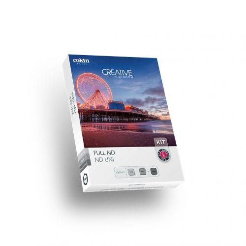 Cokin Filter Full ND Kit U300-01 / L-serie (Z-PRO-serie)