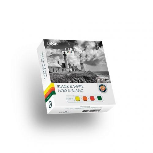 Cokin Black & White Filter Kit H400-03 / M-serie (P-serie)