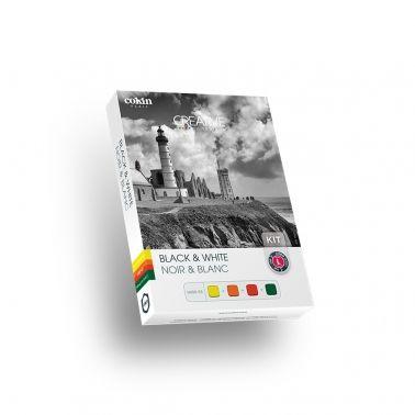Cokin Black & White Filter Kit U400-03 / L-serie (Z-PRO-serie)