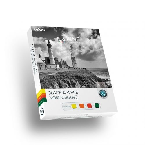 Cokin Black & White Filter Kit W400-03 / XL-serie (X-PRO-serie)